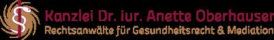 Fachanwalt Medizinrecht Logo